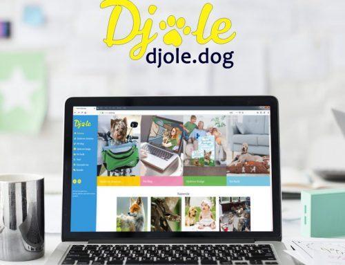 Menjamo naziv naše FB stranice Pet butik u DJOLE DOG