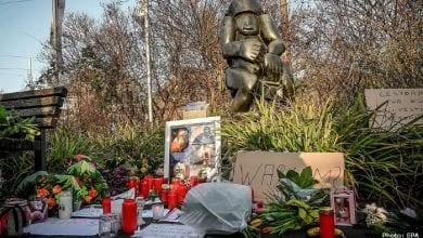 Photo of Gorilu, teško povređenu u požaru zoo vrtu u Nemačkoj u novogodišnjoj noći je USMRTIO POLICAJAC HICIMA IZ PIŠTOLJA