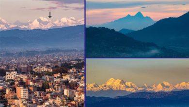Photo of WOW: Mont Everest je VIDLJIV NA SKORO 200 kilometra usled smanjenja zagađenja