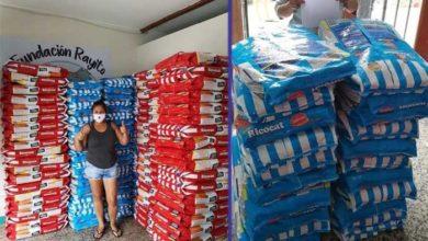 Photo of Jedna kompanija u Peruu je POKLONILA VIŠE OD 15 TONA HRANE napuštenim psima