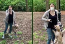 Photo of Nakon incidenta u Central parku kada je žena AGRESIVNO VUKLA SVOG PSA, pas joj je oduzet PA OPET VRAĆEN!
