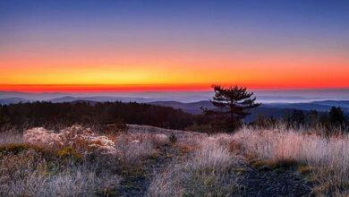 Photo of SLIKA DANA: Magični izlazak sunca na Divčibarama
