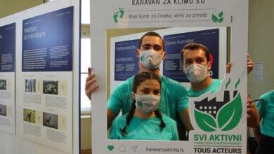 """Photo of U BORBU PROTIV KLIMATSKIH PROMENA: """"Karavan za klimu"""" krenuo iz Niša"""