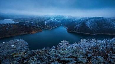 Photo of SLIKA DANA: Jezero Rovni kod Valjeva