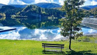 Photo of SLIKA DANA: Radoinjsko jezero na Uvcu