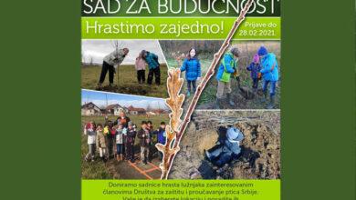 """Photo of Nastavlja se akcija pod sloganom """"HRASTIMO ZAJEDNO"""", priključite se prolećnoj sadnji"""