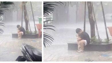 Photo of Mali heroj: DEČAK GRLI PSA i svojim telom ga štiti od kiše
