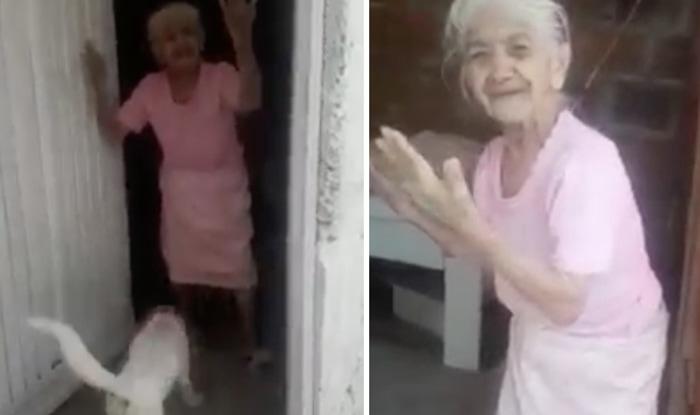 Photo of Pogledajte reakciju starije žene kada je PONOVO VIDELA SVOG NESTALOG PSA (VIDEO)