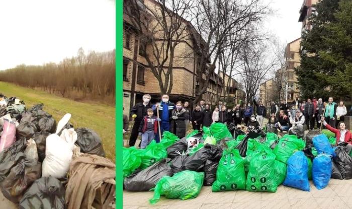 Photo of NAJVEĆA AKCIJA ČIŠĆENJA SMEĆA na skoro 50 lokacija u Srbiji – ZAVRNI RUKAVE U NEDELJU!