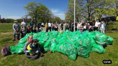 """Photo of Više od 2000 građana ZAVRNULO RUKAVE: Najveća akcija čišćenja smeća """"Eko straže"""" više nego uspešna"""