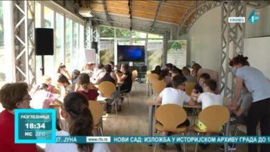 """Photo of Eko kampovi """"Priroda za budućnost bez granica"""", PRVI U SREMSKIM KARLOVCIMA (VIDEO)"""