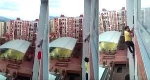 Photo of Ovaj čovek je RIZIKOVAO SVOJ ŽIVOT kako bi SPASIO PSA koji je visio sa balkona (VIDEO)