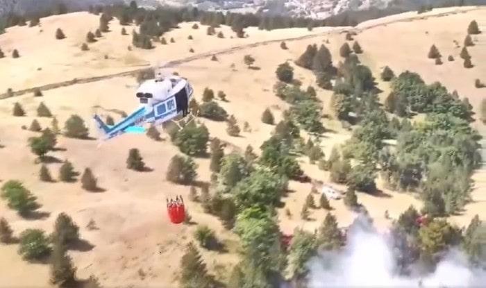 Photo of POŽAR NA MOKROJ GORI na preko 100 hektara šume: Proglašena VANREDNA SITUACIJA (VIDEO)