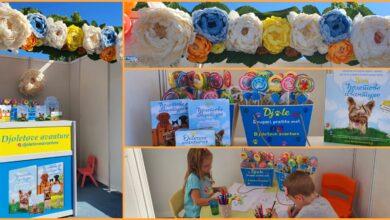 Photo of Djoletove avanture na Dečijem sajmu – DEČIJA RADOST, SUNCE, CVEĆE I MNOGO LJUBAVI