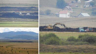 Photo of Uništavanje Pešterskog polja: NEZAKONITA EKSPLOATACIJA TRESETA nesmetano teče…